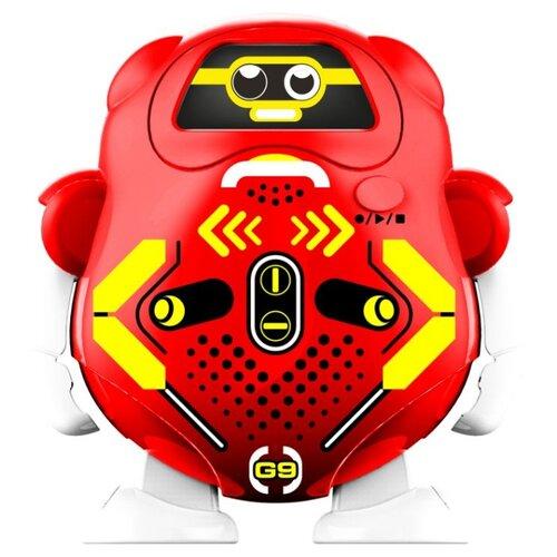 Интерактивная игрушка робот Silverlit Talkibot красныйРоботы и трансформеры<br>
