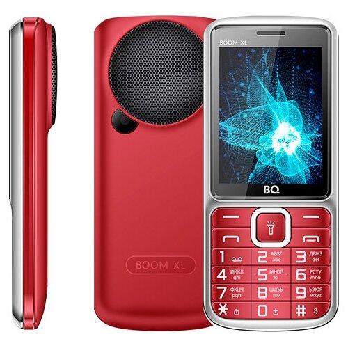 Телефон BQ 2810 BOOM XL красный телефон