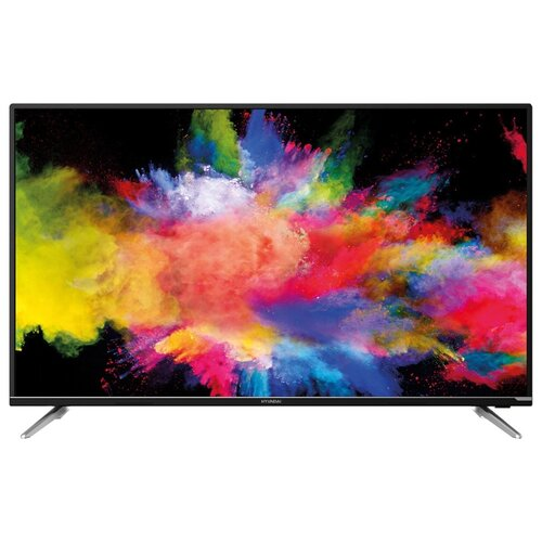 Фото - Телевизор Hyundai H-LED50EU7008 50 (2019) черный телевизор hyundai 40 h led40et3000 metal черный
