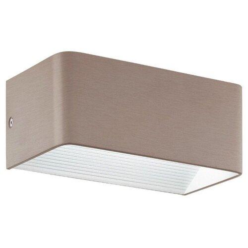 Настенный светильник Eglo Sania 3 96302, 5 Вт eglo настенный светодиодный светильник eglo sania 3 96046