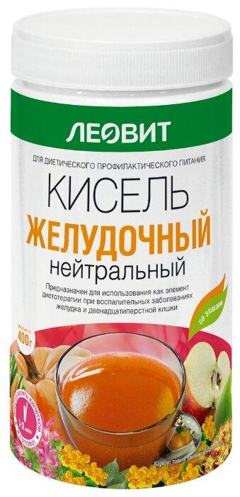 Леовит Кисель желудочный нейтральный 400 г