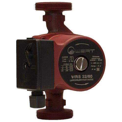 Циркуляционный насос Wert WRS 32/60 (90 Вт) недорого