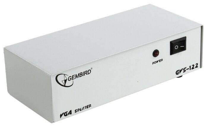 Разветвитель Cablexpert VGA - 2 х VGA (GVS122)