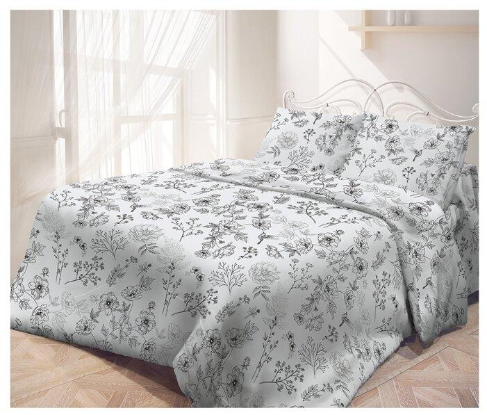 Двуспальный комплект постельного белья Самойловский текстиль Утро с наволочками 70*70 (717717)