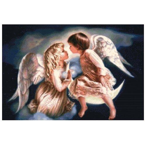 Белоснежка Набор для вышивания Небесные секреты 55 x 37 см (3502)Наборы для вышивания<br>