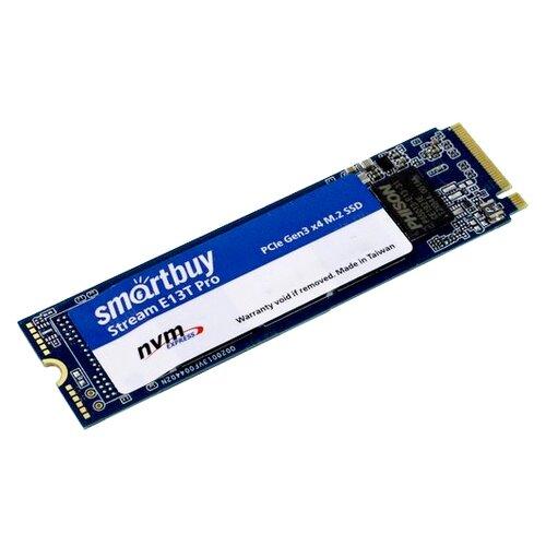 Твердотельный накопитель SmartBuy 256 GB (Stream E13T Pro 256 GB (SBSSD-256GT-PH13P-M2P4)) синий