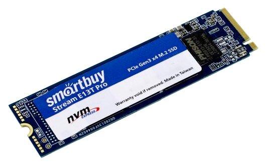 Твердотельный накопитель SmartBuy Stream E13T Pro 128 GB (SBSSD-128GT-PH13P-M2P4) 128 GB — купить по выгодной цене на Яндекс.Маркете