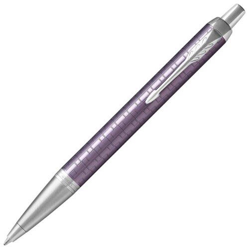 PARKER шариковая ручка IM Premium K324, синий цвет чернил