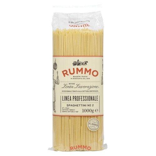 RUMMO Макароны Linea professionale Spaghettini №2, 1 кг