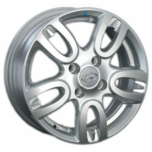 Колесный диск Replica HND100 6x15/4x100 D54.1 ET48 Silver