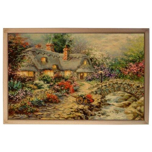 Поднос Gift'n'Home TR (бук) домик в деревне