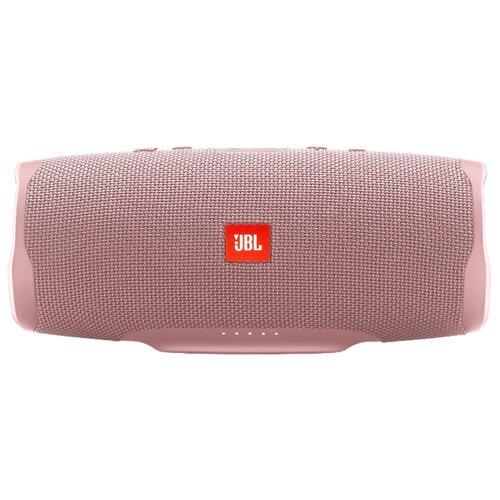 Портативная акустика JBL Charge 4 pink динамик jbl портативная акустическая система jbl charge 4 песочный