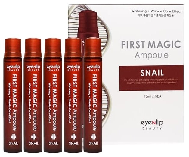 Eyenlip First Magic Ampoule Snail Ампулы