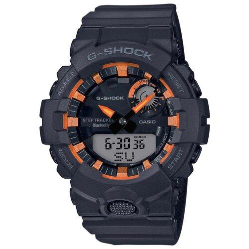 Наручные часы CASIO GBA-800SF-1A наручные часы casio ecb 800dc 1a
