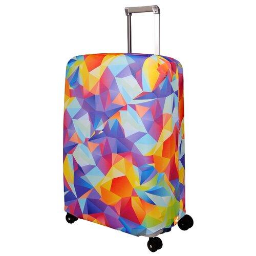 Чехол для чемодана ROUTEMARK Fable SP500 L/XL, разноцветныйЧемоданы<br>