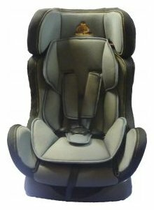 Автокресло группа 0/1/2 (до 25 кг) Auto-baby LB719