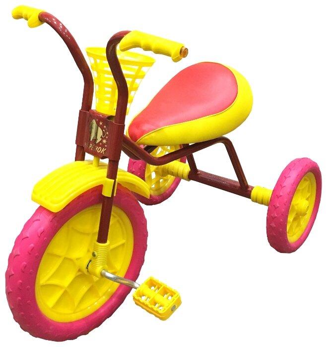 Трехколесный велосипед WoodLines Зубрёнок