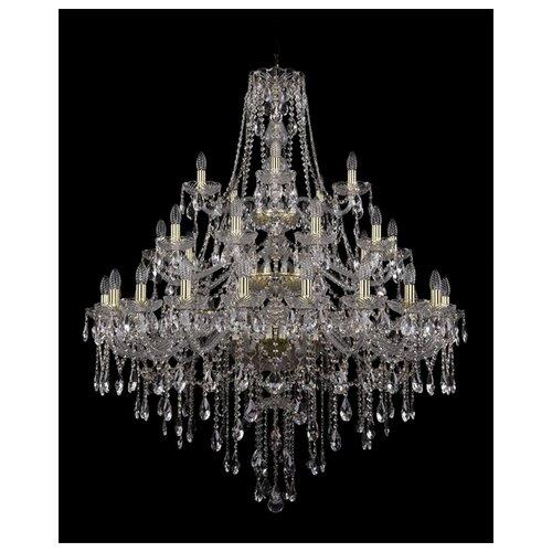 Фото - Люстра Bohemia Ivele Crystal 1415 1415/20+10+5/400/3d/Ni, E14, 1400 Вт люстра bohemia ivele crystal 1415 1415 20 10 5 400 xl 180 3d g e14 1400 вт