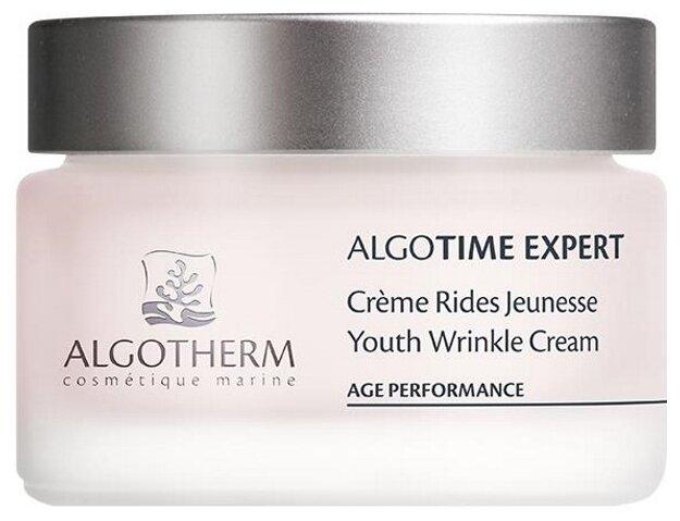 Algotherm Algotime Expert Youth Wrinkle Cream Омолаживающий крем от морщин для лица