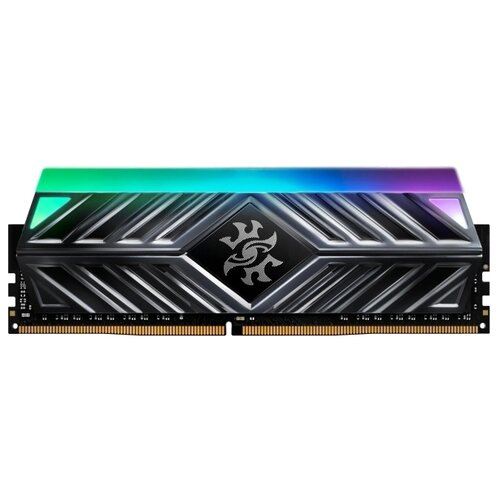 Оперативная память ADATA XPG Spectrix D41 DDR4 3200 (PC 25600) DIMM 288 pin, 16 ГБ 1 шт. 1.35 В, CL 16, AX4U3200316G16-ST41