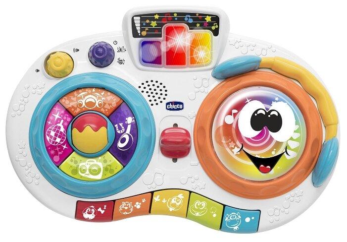 Интерактивная развивающая игрушка Chicco Пульт DJ