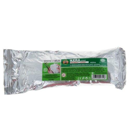 Купить Полимерная глина KOH-I-NOOR Keraplast 400 г белая (131697), Глина