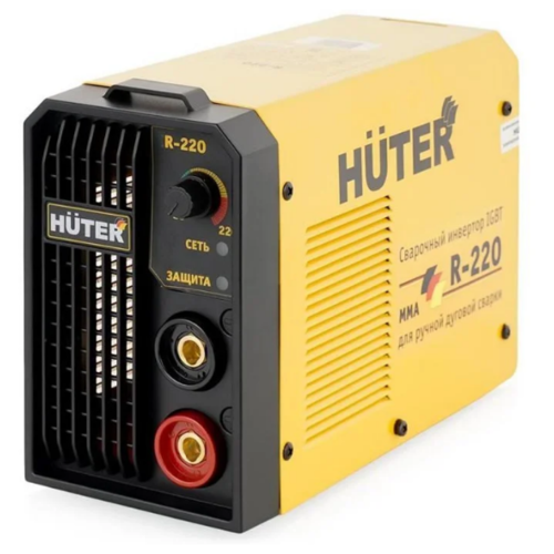 Сварочный аппарат Huter R-220 (MMA) цена 2017