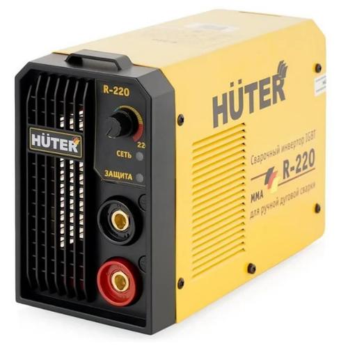 цена на Сварочный аппарат Huter R-220 (MMA)
