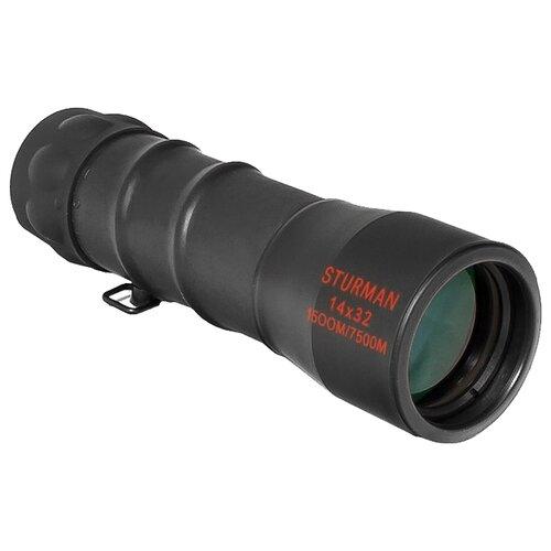 Фото - Зрительная труба Sturman 14x32 monocular черный зрительная труба yukon 100х 21031