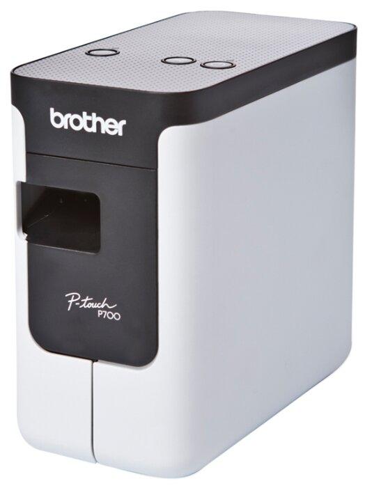 Термотрансферный принтер этикеток Brother PT-P700