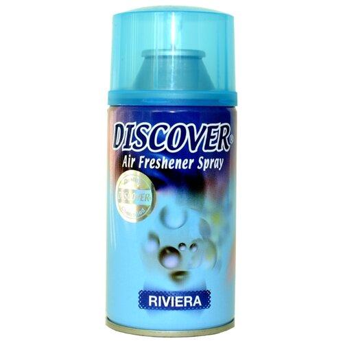 Discover сменный баллон Riviera, 320 мл 1 шт. discover сменный баллон lilac 320 мл 1 шт