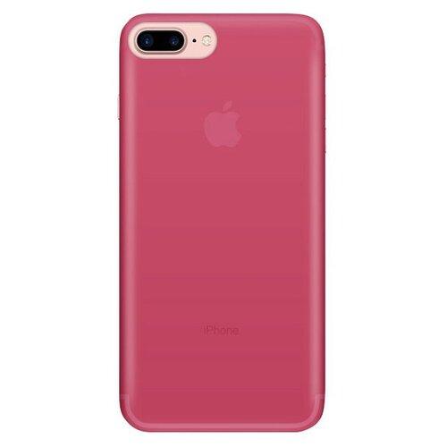 Купить Чехол-накладка With Love. Moscow W004234APP для Apple iPhone 7 Plus/iPhone 8 Plus красный