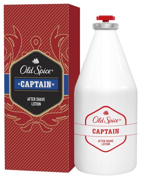 Лосьон после бритья Captain Old Spice