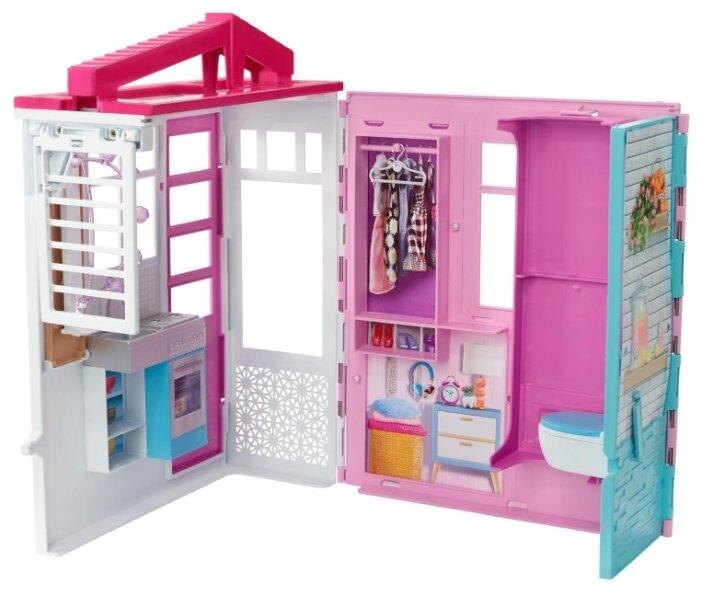 Barbie кукольный домик FXG54