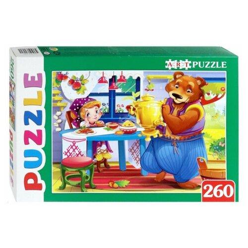 Пазл ART PUZZLE Машенька и медведь (ПА-4582), 260 дет., Пазлы  - купить со скидкой