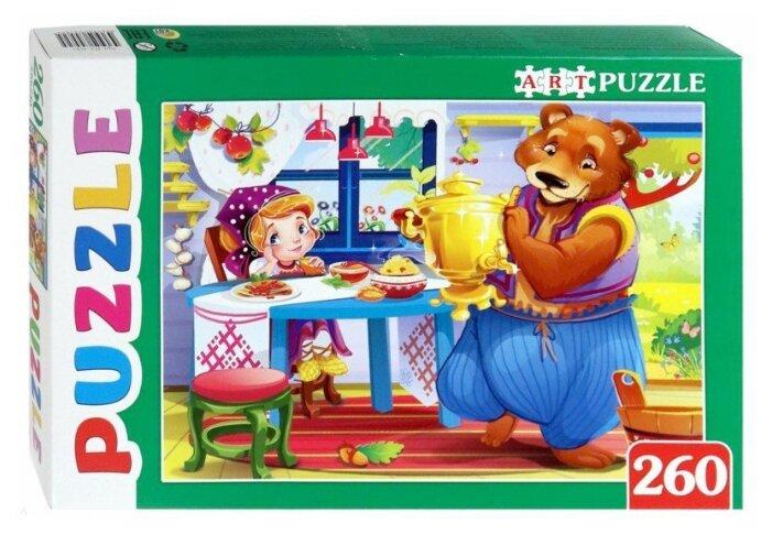 Пазл ART PUZZLE Машенька и медведь (ПА-4582), 260 дет.