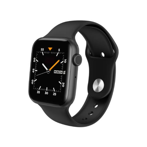Умные часы Jet Sport SW-4C черный умные часы globus sw mi