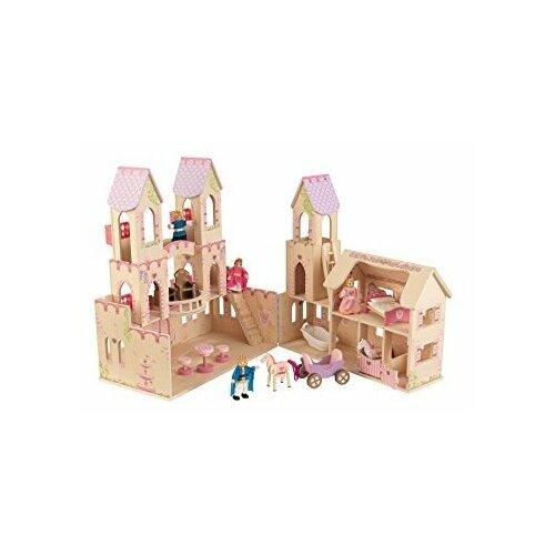 Купить KidKraft Замок принцессы 65259, Кукольные домики