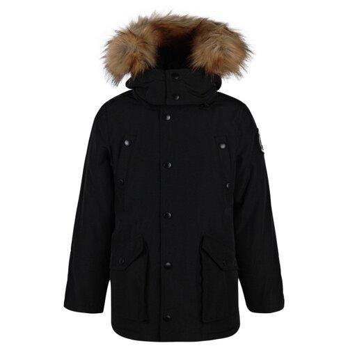 Купить Парка NIK&NIK B.4-226.1905 размер 128, 9000 черный, Куртки и пуховики
