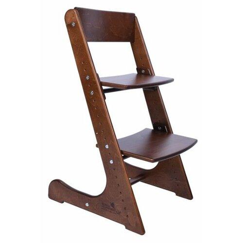Фото - Растущий стульчик Конек Горбунёк Универсальный орех детский растущий стул из бука конёк горбунёк