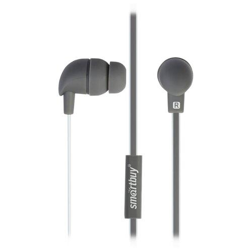 Наушники SmartBuy Element серыйНаушники и Bluetooth-гарнитуры<br>