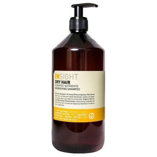Купить Insight шампунь Dry Hair Nourishing Питательный для сухих волос 900 мл с дозатором