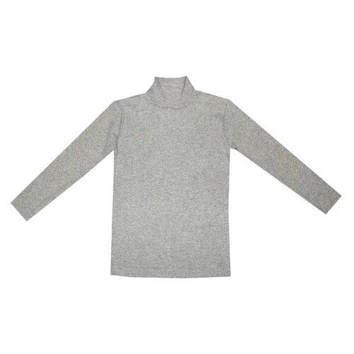 Водолазка ПАНДА дети размер 110, серый меланжСвитеры и кардиганы<br>