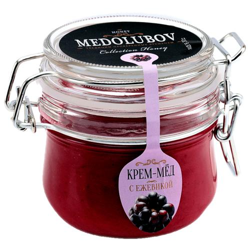 Крем-мед Medolubov с ежевикой (бугель) 250 мл