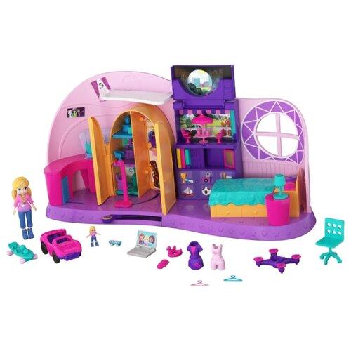 Polly Pocket (Mattel) Go Tiny Комната FRY98 mattel polly pocket fry98 комната полли