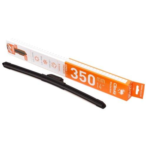 Щетка стеклоочистителя бескаркасная ClimAir CC-350 350 мм, 1 шт.