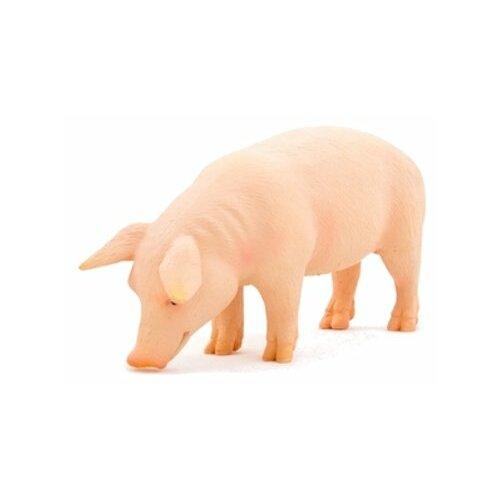 Купить Фигурка Mojo Farmland Домашняя свинья 387080, Игровые наборы и фигурки