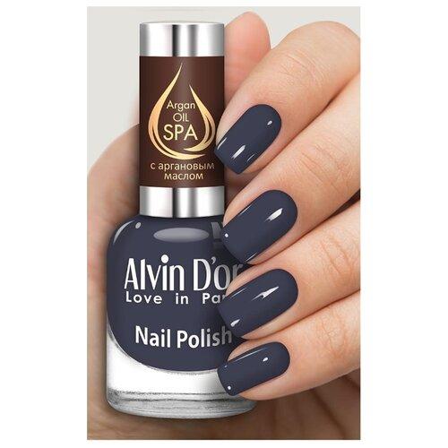 Лак Alvin D'or SPA Argan Oil, 15 мл, оттенок 5039 лак alvin d or spa argan oil 15 мл оттенок 5036