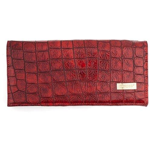 WN013-3 (P-01) Red GIFT SERIES, ZW, 273, z-p, Портмоне из кожи Agave Col-102005, портмоне женское zinger sahara wn013 3 коричневое