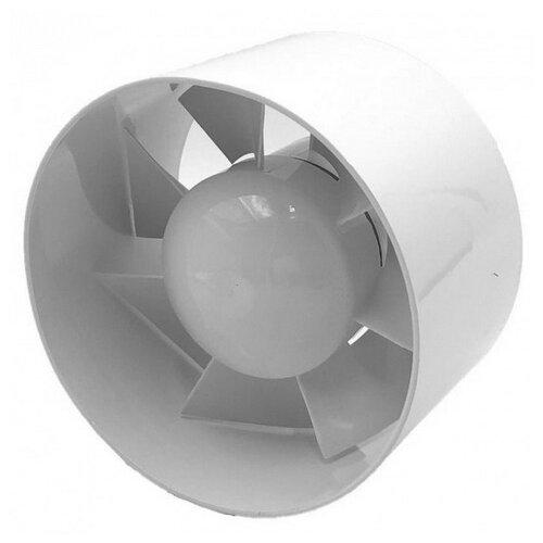 Канальный вентилятор Dospel Euro 3 150 белый